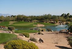 GOLFING IN SCOTTSDAL