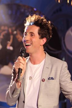 Nick Grimshaw Reveals His Hopes For 'X Factor' Judges Houses