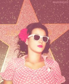 Katy Perry is a star