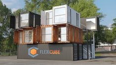 #adaptacjekontenerow #flexicube #kontenermorski #przerabianiekontenerow #kontener #shipingcontainers #shipingcontainer  #containerde #containerdesign #containership #containerhouse #containerart Container Design, Container Office, Container Homes, Office Designs, Shipping Containers, Atlanta, Shed, Outdoor Structures, House