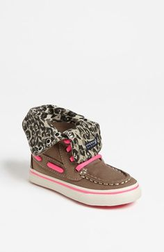 Sperry Top-Sider® 'Bahama' High Top (Walker, Toddler, Little Kid & Big Kid) available at #Nordstrom