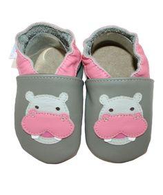Baby Schuhe Anker hellblau