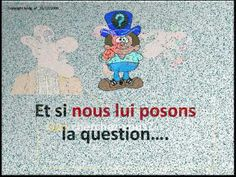 La phrase interrogative FLE Phrase Interrogative, Capsule Video, Thing 1, Teaching French, Languages, Amanda, Classroom, This Or That Questions, Board