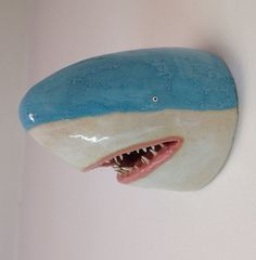 Bloo Tooth by lorienstern on Etsy, $135.00
