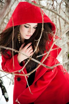 Red riding hood » Columbus Ohio Photography
