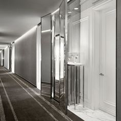 Baccarat hotel and residence . New York