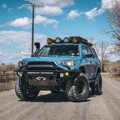 Overland 4runner, Toyota 4runner Trd, Overland Truck, Toyota Celica, Cool Trucks, Big Trucks, Tacoma Truck, Pajero Sport, Toyota Trucks