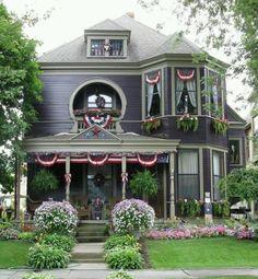 "Victorian house: ""Brambleberry Cottage"""