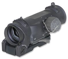 ELCAN SpecterDR (DFOV14-C2) Dual Role 1X - 4X Combat Sight 7.62 CX5396 Red Dot