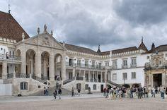 Lisboa_Coimbra_University_Viajando bem e barato pela Europa
