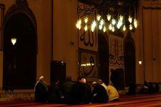 Bursa, Ulu mosquee Photo by Can Yelseli — National Geographic Your Shot