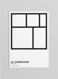 Luis de sousa teixeira - Le Corbisier