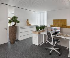Ergonomischer bürostuhl holz  ergonomischer Bürostuhl, Lifttisch, Stauraum, Holz, Stahl ...