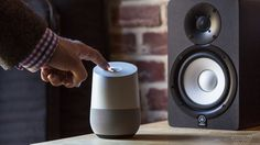 39 million Americans reportedly own a voice-activated smart speaker Gadgets Online, Home Gadgets, Buy Electronics, Home Speakers, Tp Link, Multi Touch, Home Security Systems, Sonos, Google Home