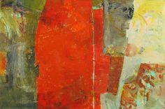 "Saatchi Online Artist nina rostkowska; Painting, ""dialog"" #art"