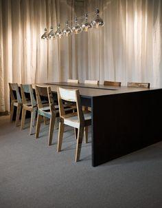 UXUS HQ, Amsterdam office design
