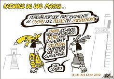 Viñeta: Forges - 9 DIC 2012 | Opinión | EL PAÍS