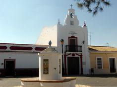 "#Huelva - #Alosno - Hermandad de San Juan Bautista 37º 32' 55.98"" -7º 6' 54.15""  Toda la información sobre esta Hermandad en www.sanjuanbautistaalosno.com ."