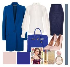 """""""linda"""" by clarerizzo on Polyvore featuring STELLA McCARTNEY, Alexander McQueen, Hermès, Roland Mouret, Casetify, Topshop, Yves Saint Laurent and Bulgari"""