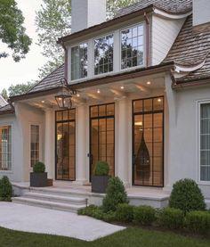 Dream Home Design, My Dream Home, House Design, Future House, My House, Dream House Exterior, House Goals, Traditional House, Home Fashion