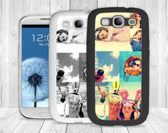 Carcasas 2D Personalizadas Samsung Galaxy S3