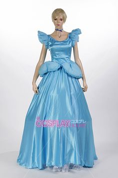 Cosplay Costumes, Tailor made, commission request, premium costumes, Cosplay Cinderella