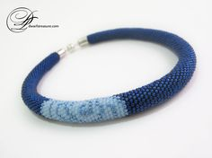 Beaded Crochet Rope, Beaded  Jewelry, Beaded Necklace, Beaded Bracelet, Handmade, Accessories, Hobby, Beadwork, Jewelry