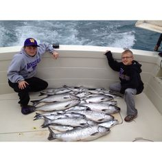 Winthrop Harbor, IL - Kinn's Sport Fishing