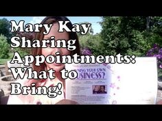 COFFEE DATE Mary Kay: What to BRING for SUCCESS!!