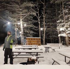 Chillout . . . #ontarioparks #discoveron #explorecanada #outdoors #winter #snow #snowday #travel #instatravel #cold #chill #february #ski #snowshoe #exploremag #chillout #arrowheadpark #muskoka