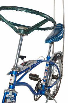 Old Bicycle, Bicycle Art, Old Bikes, Bmx, Mini Bici, Raleigh Chopper, Motor Harley Davidson Cycles, Retro Bike, Push Bikes