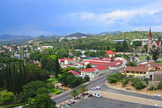 Been - windhoek, Namibia
