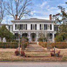 387 Best Greek Revival Homes in GEORGIA images in 2019