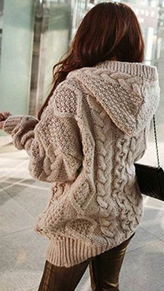 sweater with hoodie