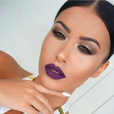 @amrezy in Raine Fever Matte #liquidlipstick by #ColouredRaine. Back in stock on June 29th at 12PM EDT _____ Code Amrezy for 10% off your order _____