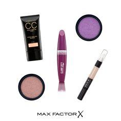 Flower Beauty Glam by Max Factor #veromoda #maxfactor @Verónica Sartori MODA