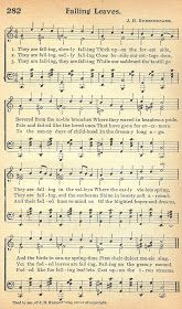 Knick of Time: Antique Graphics Wednesday - 6 Autumn & Halloween Songs