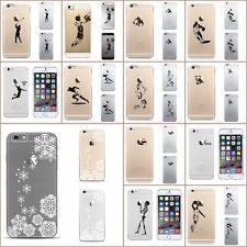 For Apple iPhone Series New Case Ultra Thin Clear Hard Cover, More Picture Offer