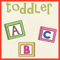 Toddler Printable theme packs