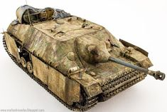 Armorama :: Jagdpanzer IV by Michael Mandau Jagdpanzer Iv, Tank Destroyer, Model Tanks, Military Weapons, Armored Vehicles, Silver Stars, Plastic Models, World War Two, Scale Models