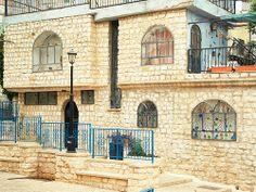 Tzfat, Israel - Architecture