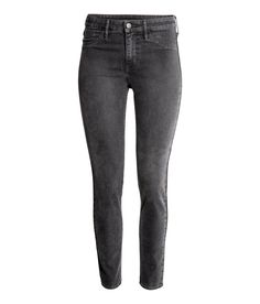 Dark Grey Jeans | H&M Denim