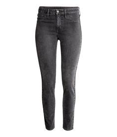 Dark Grey Jeans | H&