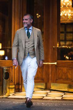 Alessandro Squarzi — Men's Fashion Post | color tone and combo
