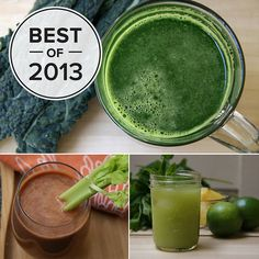 The Best Juice Recipes of 2013