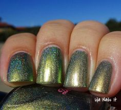 Darling Diva Polish - We Are The Champions