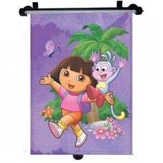 Parasol enrollable de #Botas y #Dora #Exploradora por sólo 4.19€!