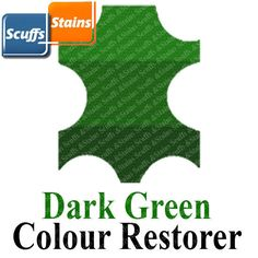 DARK GREEN Leather Re-Colouring Balm Restorer for Sofa Chairs Suites etc. in Home, Furniture & DIY, Household & Laundry Supplies, Cleaning Products & Supplies   eBay