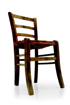 """#Marocca. Nel 1923 Antonio Calligaris realizza la prima sedia """"Marocca"""", e negli anni a seguire il figlio Romeo prosegue l'attività."""