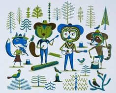 Critters by